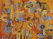 Thumbnail: MAREVA MILLARC October Fest 14X11 Acrylic on Watercolor paper $450