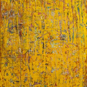 Thumbnail: Millarc FRAGMENTS oil on cradled panel 12X16 450